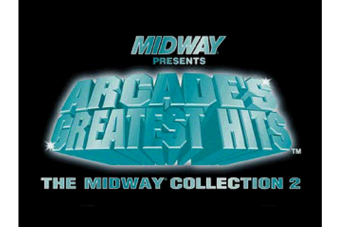 Arcades Greatest Hits The Midway Collection 2 Download ...