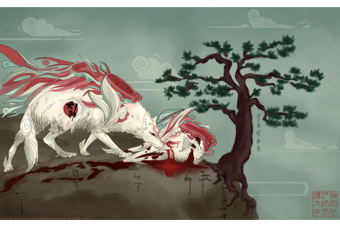 Okami Game Wallpapers | Best Wallpapers