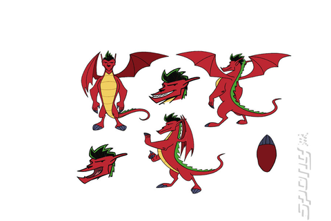 Artwork images: Disney's American Dragon: Jake Long ...
