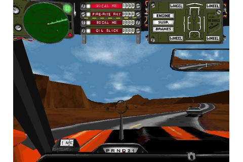 Interstate '76 Nitro Pack Download Free Full Game | Speed-New