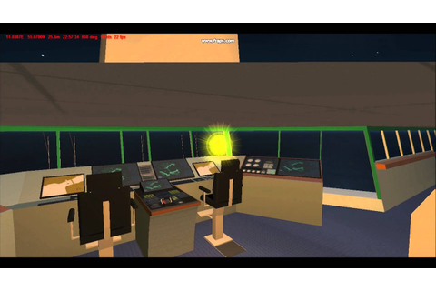 Stena Germanica in Virtual Sailor (Simulator game) - YouTube