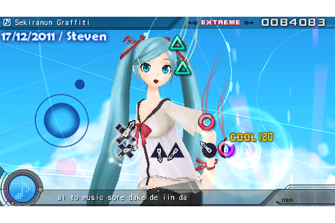 Hatsune Miku Project Diva Extend [English Patched ...