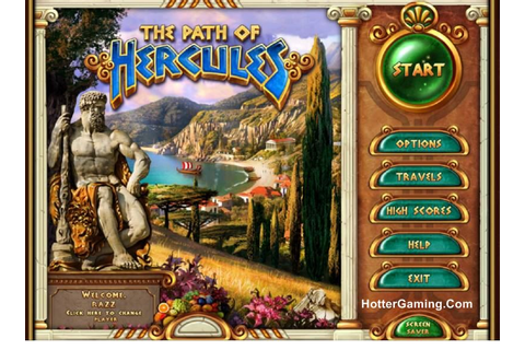 The Path of Hercules Match 3 Puzzle Free Download Pc Game ...