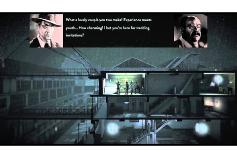 Calvino Noir is Now Available on PC, PS4, and iOS - Saving ...