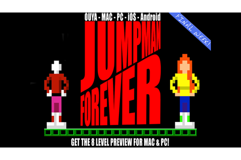 Jumpman Forever by Davis Ray Sickmon, Jr —Kickstarter