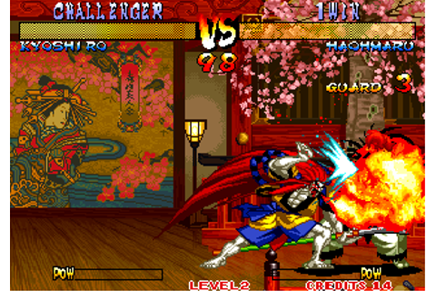 Samurai Shodown III: Blades of Blood Screenshots for ...
