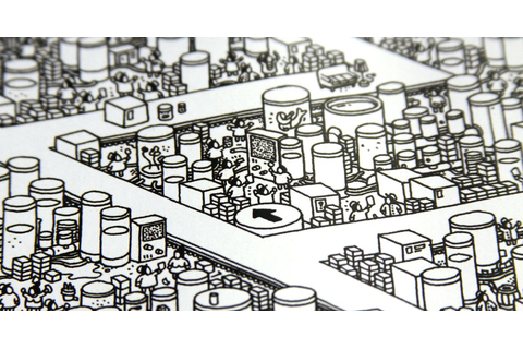 Hidden Folks is a stylish collaboration between an indie ...