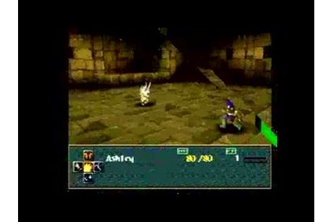 Wild ARMs 2 PlayStation Gameplay - YouTube