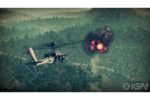 Apache Air Assault PC Game Download Free Full Version