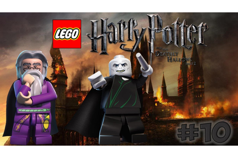 LEGO Harry Potter Years 5-7: The Deathly Hallows - Part 2 ...