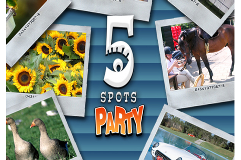 5 Spots Party (WiiWare) Topics
