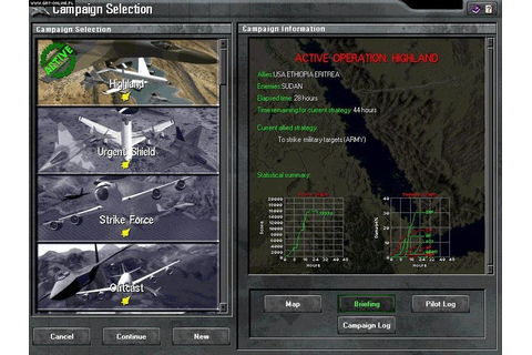 F-22 Total Air War - screenshots gallery - screenshot 7/13 ...
