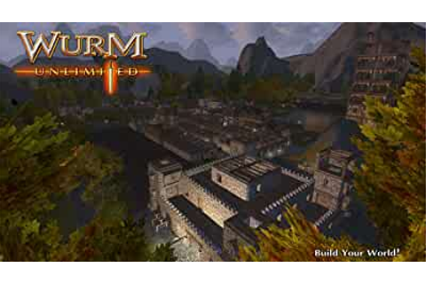 Amazon.com: Wurm Unlimited [Online Game Code]: Video Games