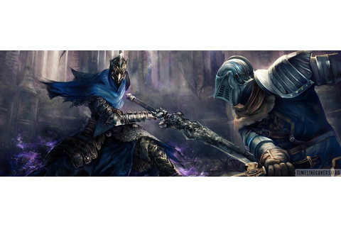 Video Game Dark Souls Artorias of The Abyss Duel Facebook ...