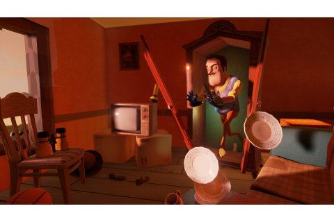 Hello Neighbor - FREE DOWNLOAD | CRACKED-GAMES.ORG