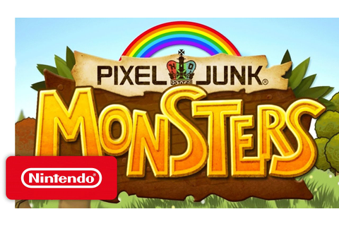 PixelJunk Monsters - Game Trailer for Wii U - YouTube