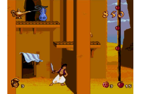 GAMING ZONE PLUS: ALADDIN GAME