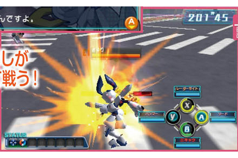 First Medabots: Girls Mission Screenshots for Nintendo 3DS ...