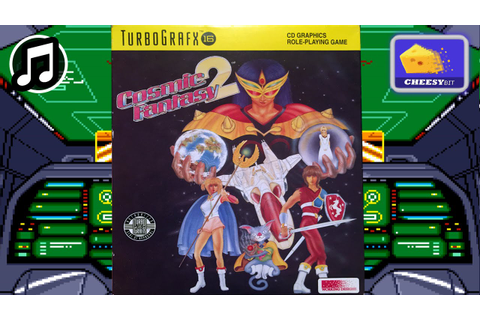 Cosmic Fantasy 2 OST (Sound Test Mode) - Turbografx-16 CD ...