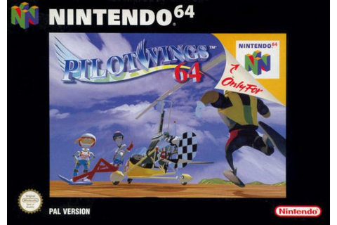 Pilotwings 64 (N64 / Nintendo 64) News, Reviews, Trailer ...