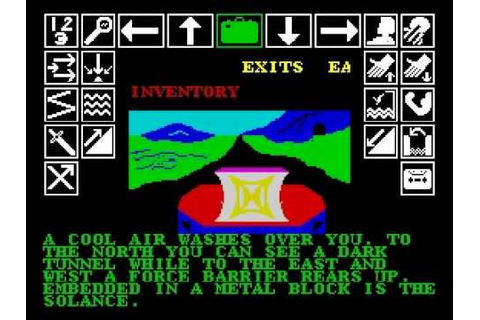 Kobyashi Naru Walkthrough, ZX Spectrum - YouTube