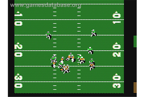 John Madden Football - Commodore 64 - Games Database