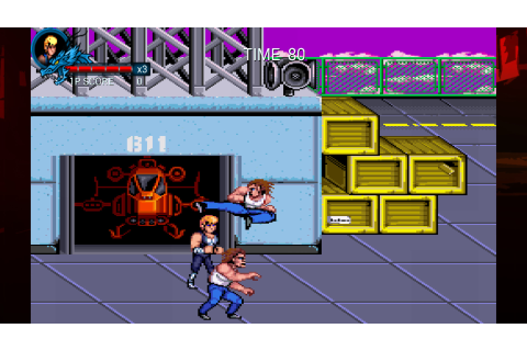 Download Double Dragon Trilogy Full PC Game