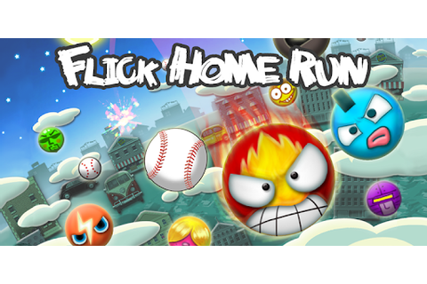 Flick Home Run! baseball game – Aplikacje w Google Play