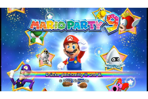 Mario Party 9 Longplay (Nintendo Wii) - YouTube