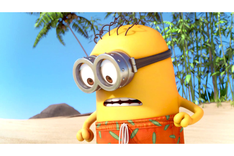 MINIONS PARADISE Mobile Game TRAILER - YouTube