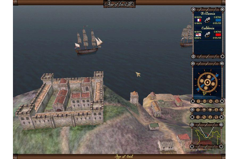 Age of Sail 2 Download (2001 Strategy Game)