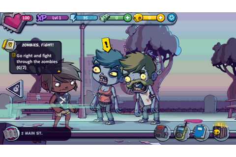 ZOMBIES ATE MY FRIENDS – Games for Android – Free download ...
