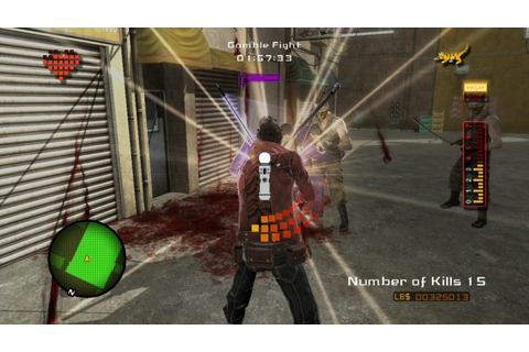 No More Heroes: Heroes' Paradise (2010) by feelplus PS3 game