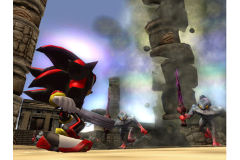 GameSpy: Shadow the Hedgehog - Page 1