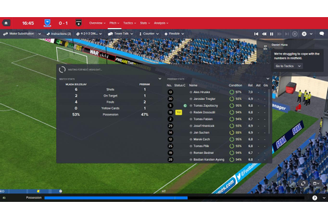 Football Manager 2016 fotka