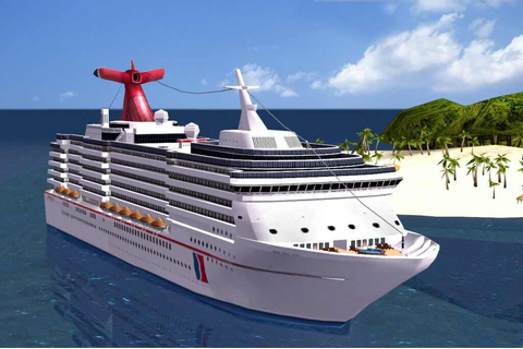 Carnival Cruise Lines Tycoon 2005: Island Hopping on Qwant Games