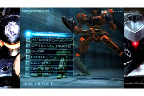 Let's Play Armored Core Nexus Ep 14 - YouTube