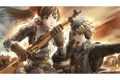 Sega Releasing Original Valkyria Chronicles Game On Switch ...