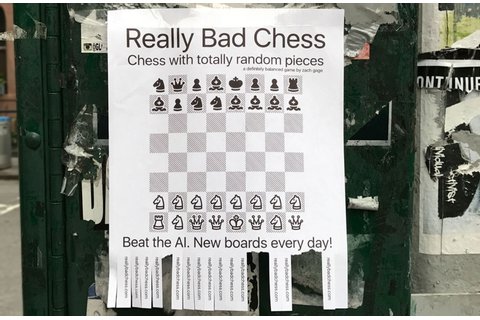 App des Tages: Really Bad Chess – Schach, mal anders ...