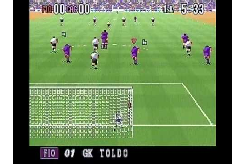 Super Formation Soccer 95 - della Serie A (GAME SAMPLE ...