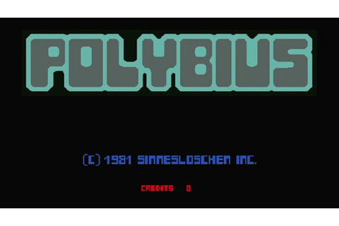 """Polybius: The Game That DISAPPEARED!"" - Haunted Gaming ..."