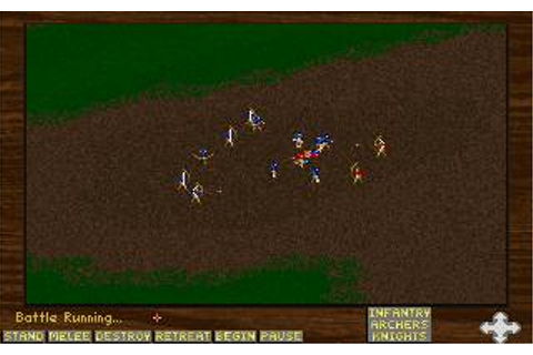 Castles 2: Siege and Conquest Download (1992 Strategy Game)
