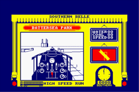 Download Southern Belle (Amstrad CPC) - My Abandonware