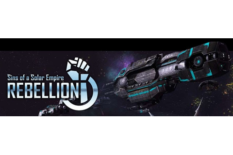 Sins of a Solar Empire: Rebellion Trainer | Cheat Happens ...