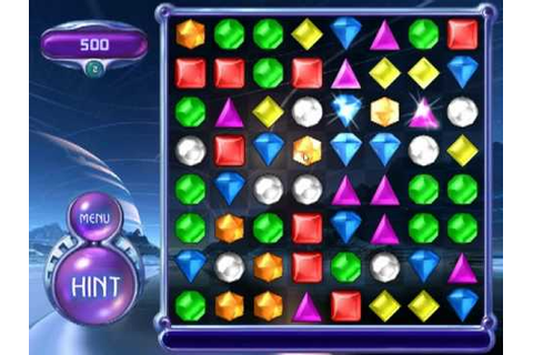 Bejeweled 2 Deluxe Gameplay - YouTube