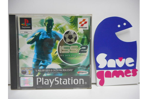 ISS 2 Iss Pro Evolution - Save Games