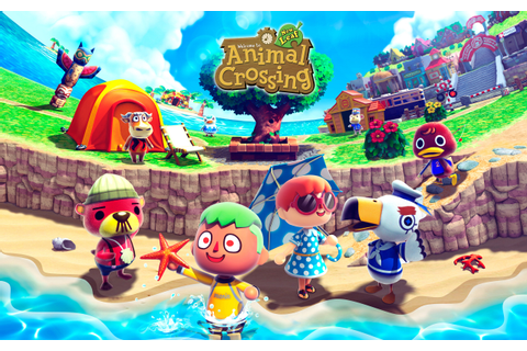 Animal Crossing: New Leaf Nominated for 2014 GameCityPrize ...