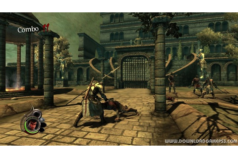The Cursed Crusade - Download game PS3 PS4 PS2 RPCS3 PC free