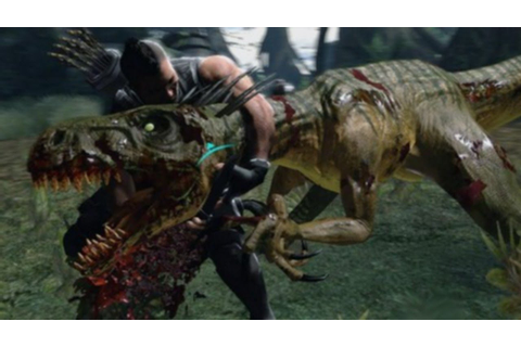 Turok - Gameplay FR - YouTube