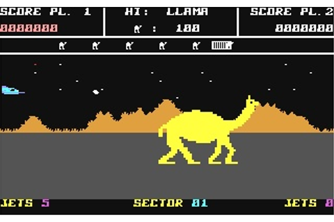 Attack of the Mutant Camels | Computer Games | Pinterest